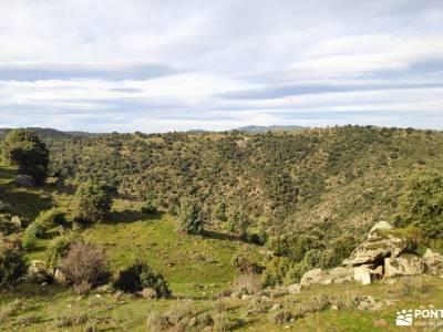 Puente de la Marmota - Parque Regional de la Cuenca Alta del Manzanares madrid montaña club montañer